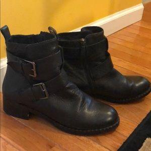 Like new Gentle Souls leather moto boots